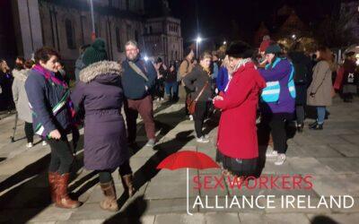 Speech at Reclaim the Night Belfast 2018
