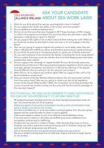 Candidate checklist