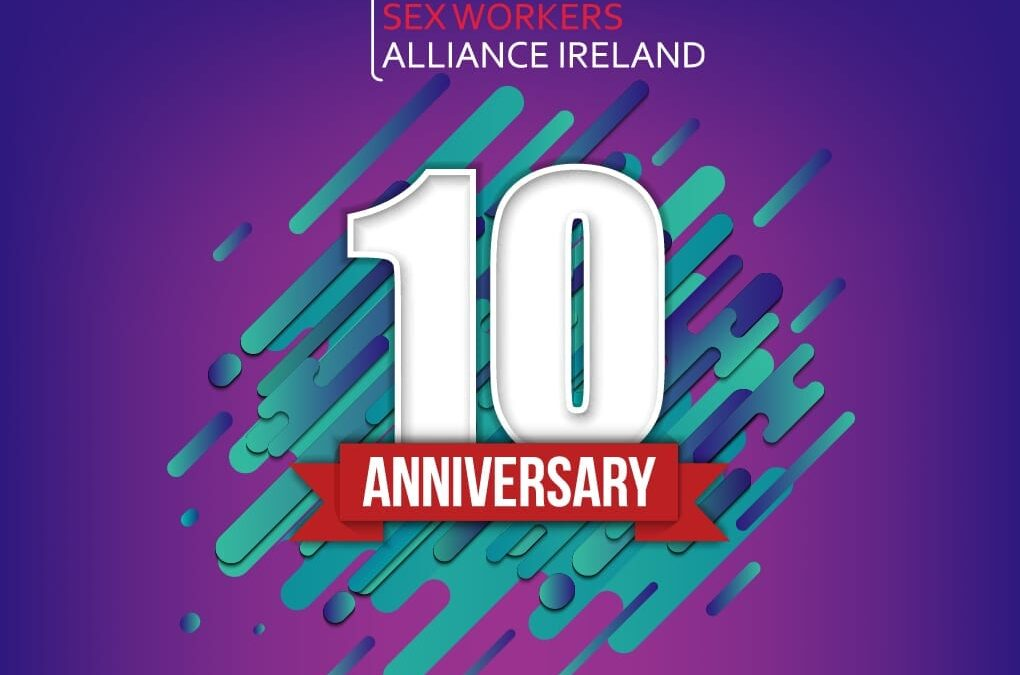 Press statement: Public's support of sex workers is not reflected in Ireland's laws and policies