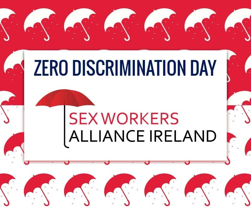 Press release: Sex work laws are discriminatory says SWAI