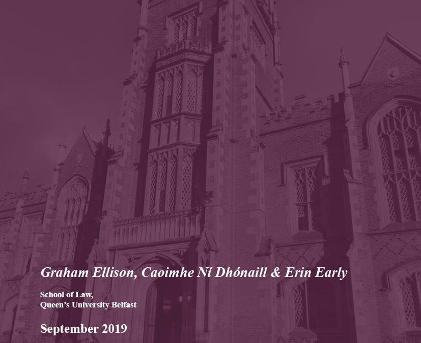 Press statement: Demand for sex work has not decreased in Northern Ireland