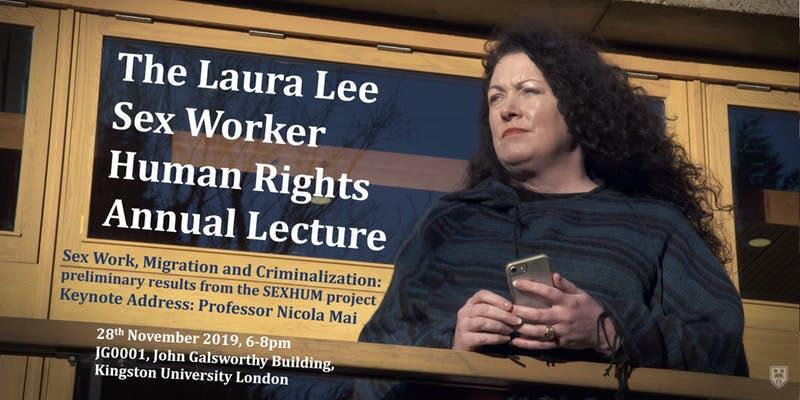 Laura Lee lecture image